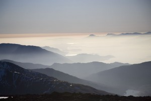 Ben Nevis SW View