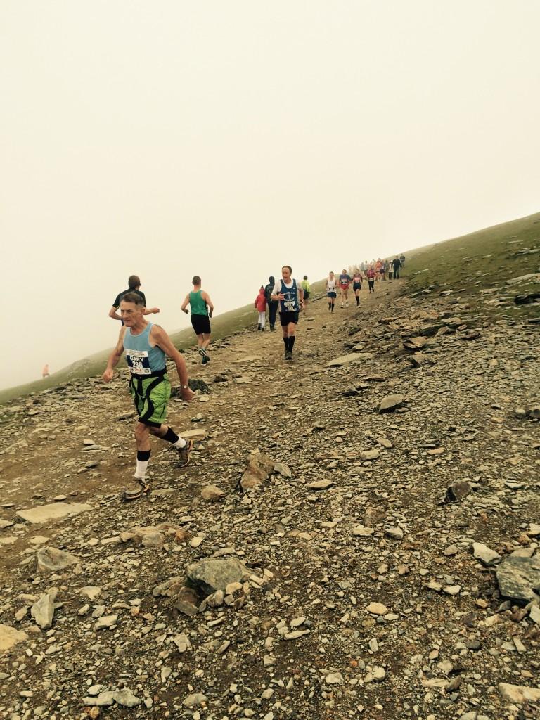 Snowdon Race